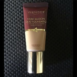 ✨Wander Beauty Nude Illusion liquid foundation Tan